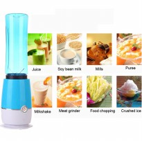 Blender buah sayur portable