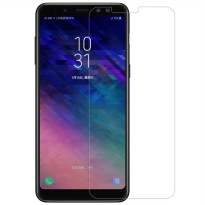 Samsung A8 Star Anti Gores Kaca Tempered Glass Clear Bening High Quality