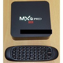 Android TV Box MXQ Pro Quad Core + Air Keyboard