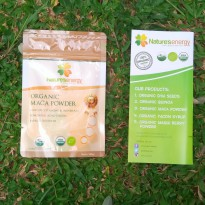 Nature's Energy Organic Maca Powder 250g (Bubuk 250 gram)