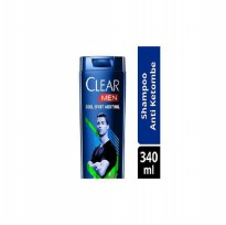 (POP UP AIA) CLEAR MEN Anti Ketombe Cool Sport Menthol Special Edition Christiano Ronaldo 340 ML