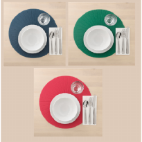 IKEA (R) - PANNA Place Mats Panna/Protects table surface & reduces noise from plates and cutlery