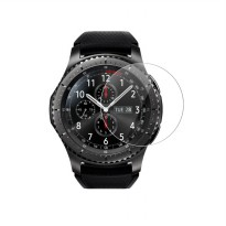 Samsung Gear S3 Classic - Frontier - Anti Gores Tempered Glass
