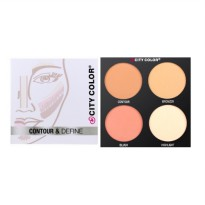 City Color Contour and Define Palette