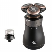 4D Rechargeable Electric Shaver Floating Razor S8862