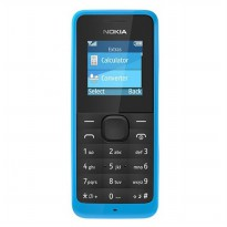 Nokia 105 (New 2015) 2000 Contacts