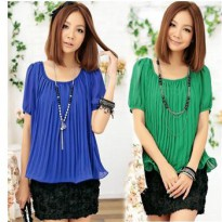 Dress Import Q2302 (Green L)