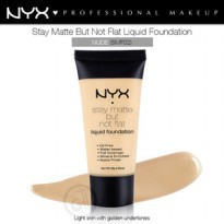 NYX FOUNDATION SMF02, SMF11