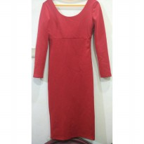 Sale..Dress Pesta Import Real Pic