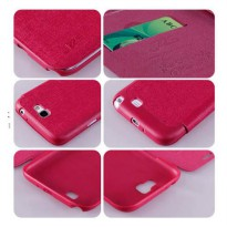 Sarung Jzzs Leather Case Samsung Note 2