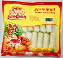 Camilan Sehat Frozen Food : SPRINGROLL [15 pcs] [GO-SEND Ready]