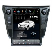 MOBILETECH Head Unit For XTRAIL Android 12 inch - Hitam