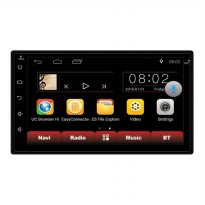 MOBILETECH Universal Head Unit Android 7 inch - Hitam