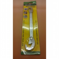 Multi function Adjustable Snap'N Wrench Universal / kunci pas SELLERY