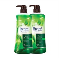 Biore Experience Body Foam Forest Bless 550ml - 2 Pcs