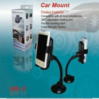 Universal hp phone Car Holder long