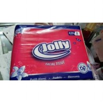 tissue facial jolly 630 gram