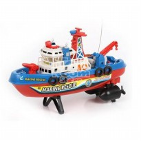RC Fire Boat