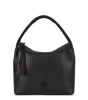 Tory Burch Taylor Hobo Bag Black - (DB422- Hitam)