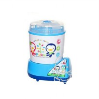 PUKU Microprocessor Control Bottle Sterilizer And Dryer 2 in 1