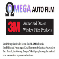 Kaca Film 3M Garansi Resmi Full Black Beauty - Medium Car