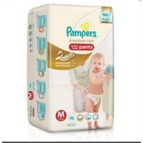 Pampers premiumcare pants sz M46
