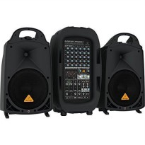 Behringer PPA2000BT Portable PA System w/ 1pc Mic Cable
