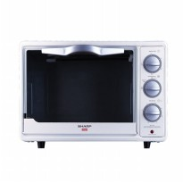 Sharp Electric Oven 18Lt - EO-18L(W) - Putih