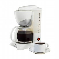 Sharp Coffee Maker, HM-80L(W) - Putih, Cap.10-12 Cup