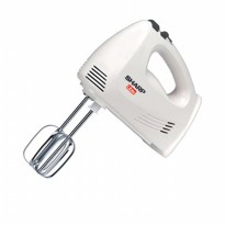 Sharp Hand Mixer - EMH-15L(W) - Putih