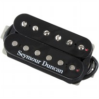 Seymour Duncan Pick-up Gitar Hum Jazz M Sh-2N - Hitam