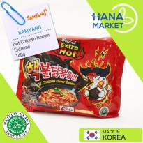 (POP UP AIA) Samyang Hot Chicken Ramen Extreme 140g / Hana Market