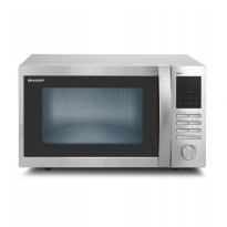 Sharp Microwave Oven R-730IN(ST) Stylish Designed