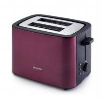 Sharp Pop Up Toaster KZ-200LP(K)