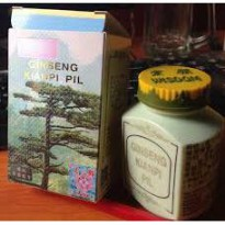 Ginseng Kianpi Pil Wisdom ( New ) - Obat Gemuk / Penambah Nafsu Makan