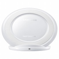 Samsung Standing Wireless Fast Charging Pad - White