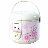 Sharp Rice Cooker KS-R18MS-PK (Pink)