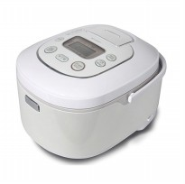 Sharp Rice Cooker - KS-TH18-WH - Putih, Cap. 1.8Lt