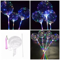 Balon LED Bisa Kedap Kedip - Led Balloon Light Balloons Decoration