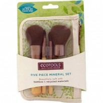 Eco Tools Five Piece Mineral Set-1213