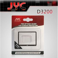Nikon D3200 JYC Optical Glass Camera LCD Screen protector