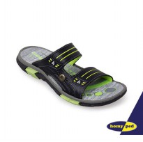 HOMYPED ARSEN 02 SANDAL ANAK GREY/CITROEN