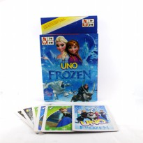 UNO Card Limited Frozen Edition