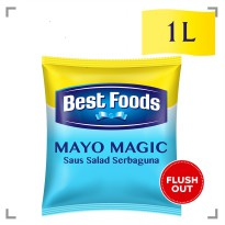 [FLUSH OUT] BESTFOODS MAYO 1L/Exp Oktober 2017