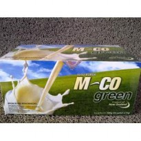 Susu Bubuk M-CO / MCO Green Colostrum