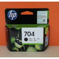 HP CARTRIDGE 704 BLACK / HP INK 704 BLACK / HP TINTA 704 BLACK