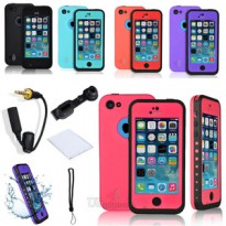 Case iPhone 4/4s & iPhone 5/5s Waterproof & Shockproof Case REDPEPPER