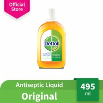 Dettol Antiseptic Liquid 495 ml - Antiseptic Cair