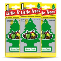 3 pcs Air Freshener / Parfum / Pengharum Ruangan - Model Pine Tree SJ0051