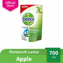 Dettol Floor Cleaner Apple 700ml - Pembersih Lantai